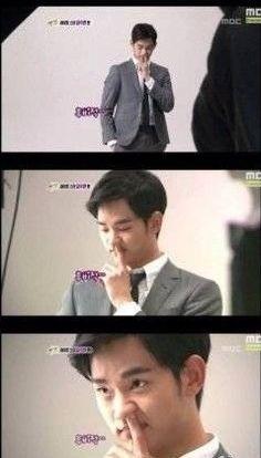 Kim Soo Hyun〜〜Funny side