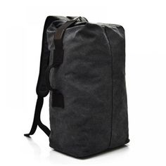 2019 New Large Capacity Rucksack Man Travel Bag Mountaineering Backpack Male Lug Canvas Duffle Bag, Duffle Bag Travel, Mens Luggage, Travel Luggage, Travel Bags, Climbing Backpack, Hiking Bag, Tactical Backpack, Large Shoulder Bags