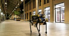 Your weekly selection of awesome robot videos