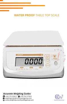 Accurate Weighing Scales has supplied table top scales with reliability and safety in mind. For inquiries on deliveries contact us Office +256 (0) 705 577 823, +256 (0) 775 259 917 Address: Wandegeya KCCA Market South Wing, 2nd Floor Room SSF 036 Email: weighingscales@countrywinggroup.com Stainless Steel Table Top, Us Office, Weighing Scale, Neat And Tidy, Height And Weight, 2nd Floor, Digital Alarm Clock, Uganda, Safety