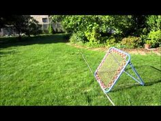 Tchoukball Tutorial - YouTube