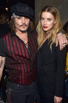 Pin for Later: Amber Heard soll die Scheidung von Johnny Depp eingereicht haben