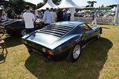 1972 Lamborghini Miura 400 SV