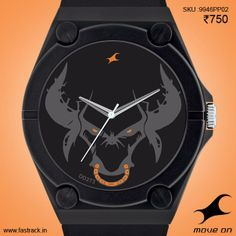 No need to look at the stars when you've got your one of the IndividualiTEES!  #Taurus #Sunsign #Watch  www.fastrack.in/tees/individualitees