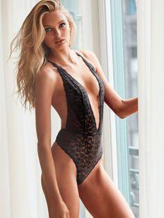 fbb859770f Plunge Teddy - The Lacie - Victoria s Secret Bodysuit Lingerie