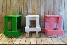 רפסודה אחרת: 5 רעיונות לשימוש שונה במשטחי עץ | בניין ודיור