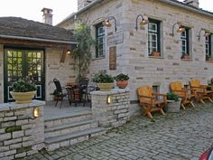 GREECE CHANNEL | PANTHEON Traditional Inn | #Epirus #Ioannina #Papigo #Greece #GuestInn
