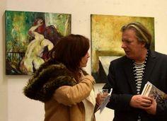 Zemra Shqiptare - Mehmeti: Piktori Gazmend Freitag ekspozitë në Vjenë