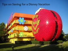 Suggestions for ways to save for a Disney Vacation that might not have occurred to you!