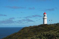 Cape Shanck Lighthouse, Mornington Peninsula, Victoria, Australia