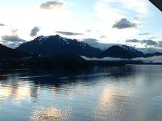 Gorgeous Sitka, Alaska.