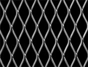 McNICHOLS: Sheet or coil products slit then expanded to create diamond shaped patterns of specified dimensions.