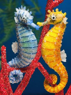 Реалистичные скульптуры из бисера от Жанны Васильевой - Ярмарка Мастеров - ручная работа, handmade
