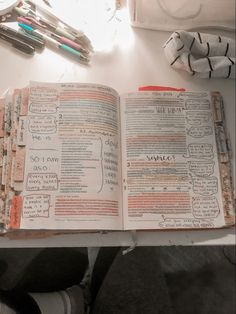 instagram : @anniemarieplease Bible Study Journal, Scripture Study, Bible Art, Bibel Journal, Bible Doodling, Bible Notes, Book Notes, School Notes, Study Inspiration