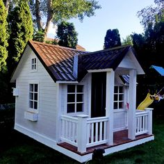 Ua, Shed, Outdoor Structures, House Styles, Home Decor, Diy Crafts, Houses, Decoration Home, Room Decor