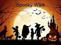 Newbridge Songs for Learning: Holiday Songs Spooky Walk