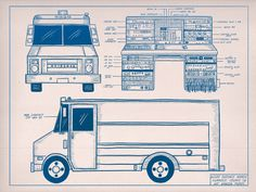 How Do You See Your Studio? An Analog Blueprint — SonicScoop Big Boys Diner, Reggae On The River, Mobile Restaurant, Wyclef Jean, Fela Kuti, Run The Jewels, Speed Bump, Audio Engineer, Music Studios