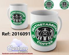 Caneca Star Wars - DeathStar Coffee Por R$30,00