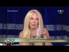 ¡Mariana Nannis reveló cuál es su secreto para mantenerse joven! - Susan...