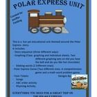 This listing is for a Polar Express unit. It comes with all different kinds of activities themed around the story of the Polar Express. It include...