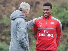 57a967b4122 Why Alex Iwobi Chose Nigeria Ahead of England - Arsene Wenger Reveals  Arsenal News