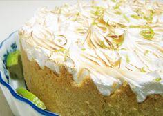 Receita de Torta de Limão. (Foto: Divulgação)