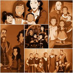 The avatar series shows the families in a good light but also shows that there is always issues that happen in families as well. Another great example of the avatar series. Avatar The Last Airbender Funny, The Last Avatar, Avatar Funny, Avatar Airbender, Avatar Legend Of Aang, Korra Avatar, Team Avatar, The Legend Of Korra, Bubbline