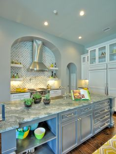 Contemporary Kitchen Design, Pictures, Remodel, Decor and Ideas - page 2