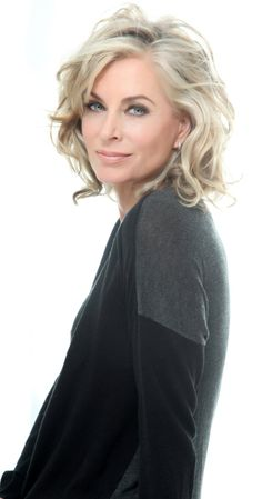 Eileen Davidson, Actress: (ASHLEY) The Young and the Restless.