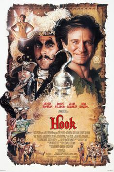 Hook Movie Robin Williams,Oh, there you are Peter. welcome back to neverland panda man, from Hook Movie ,Pockets (Isaiah Robinson) checks Peter's (Robin Williams) Kid Movies, Family Movies, Disney Movies, Watch Movies, Julia Roberts, Film Movie, Pan Movie, Hindi Movie, Movies Showing
