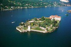 Borromeïsche eilanden, Lago Maggiore, Piemonte