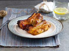 Paper Wrapped Garlic Spareribs Pork Recipes, Lunch Recipes, Cooking Recipes, Tasty, Yummy Food, Spare Ribs, What To Cook, Chinese Food, Tandoori Chicken