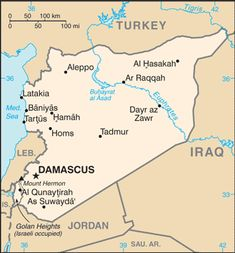MIDDLE EAST :: SYRIA