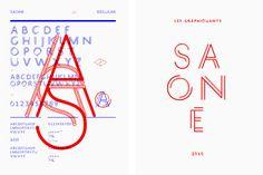 Typographies - Rive - Les Graphiquants -