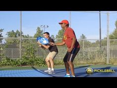 3 Big Mistakes & 3 Benefits When Playing Pickleball at the Non-Volley Zone Line - Pickleball 411 - YouTube