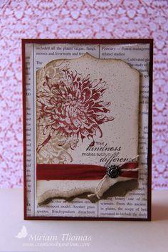 by Miriam Thomas, Creations by Miriam