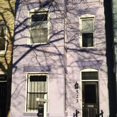 Purple property JUST SOLD in our Nation's Capitol