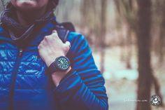 Unser #Test der #Samsung Gear S3 #Outdoor #Smartwatch auf unserer ausführlichen #Wanderung auf dem bergischen #Jakobsweg...