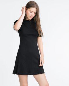 ZARA - NEW IN - RIBBED DRESS