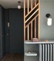 Panneaux japonais obu coulissant sans rail au sol de 1 à 4 vantaux Luxury Interior Design, Interior Design Living Room, Living Room Designs, Design Bedroom, Bedroom Ideas, Luxury Home Accessories, Beach Accessories, Kitchen Accessories, Blue Grey Walls