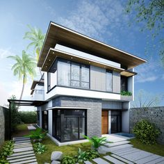 Thu Duc Villa by Green Idea Architecture 01
