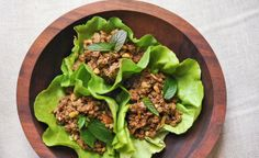 Guest Post: Ground Lamb with Pine Nuts and Mint Against All Grain Award Winning Gluten Free Paleo Recipes to Eat Well & Feel Great Scd Recipes, Real Food Recipes, Healthy Recipes, Free Recipes, Alkaline Recipes, Paleo Meals, Healthy Eats, Against All Grain, Ground Lamb Recipes