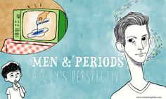 Just barely touching the topic but interesting nonetheless. Men & Periods article.