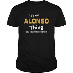Its an Alonso thing you wouldnt understand