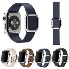 Apple Watch Band, 3 Size For Apple Watch Band Modern Buck... https://www.amazon.com/dp/B01G30F91U/ref=cm_sw_r_pi_dp_M9Mxxb3ZEKTVH