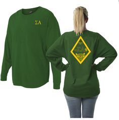Sigma alpha jersey from Greek gear