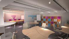 Le concept-store de Laval, dédié aux strat-up développant des produits BtoC novateurs, sera implanté en plein centre-ville en juin 2013.