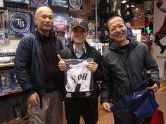 【大阪店】2014.12.22 もう台湾に帰られるということで、一枚撮らせて頂きました(^^♪素敵なお写真をありがとうございます!☆