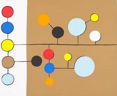 Ernst Mether-Borgström: Fringilla, okra, 1978, serigrafia, 47,5x61,5 cm - Galleria Bronda 2016