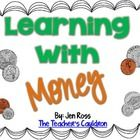 This pack has TONS of activities to get your students working with money!Coin value sheets - in color and b/wStudent fact sheets with money rubb...